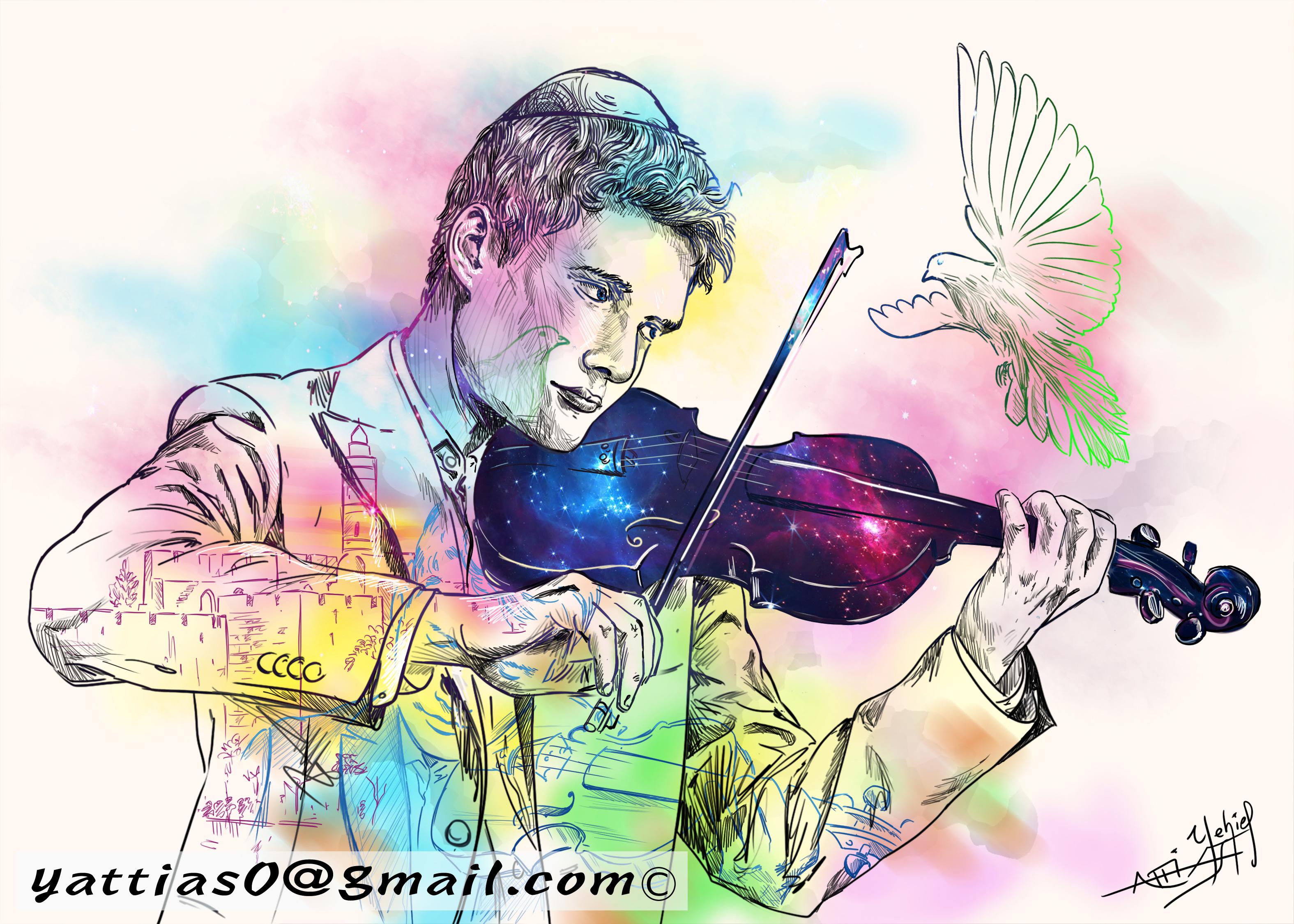 Violon david