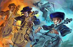 La Danse des Violoncelles