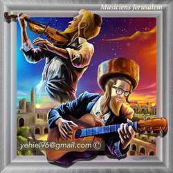 Musiciens de Jerusalem