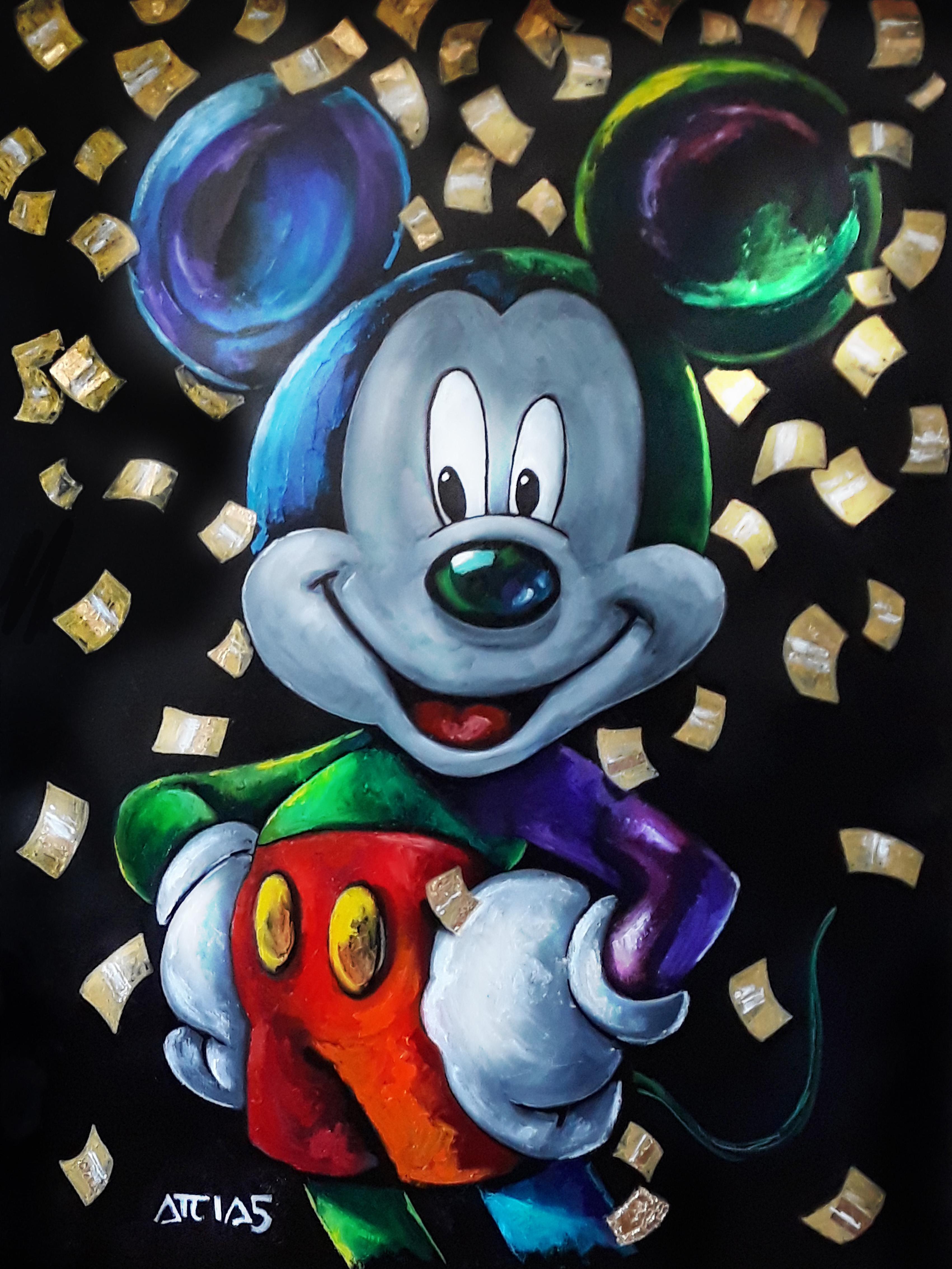 Mickey rainbow