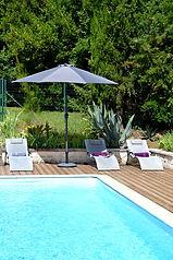 chambres d'hotes uzès avec piscine