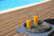 chambre d'hotes uzès avec piscine