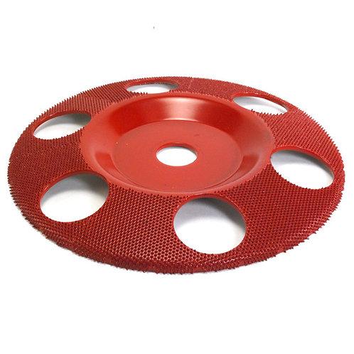 SABURRTOOTH Обдирочный диск плоский скос с отверстиями
