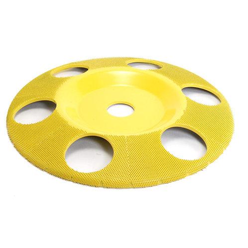 SABURRTOOTH Обдирочный диск плоский скос, финишный с отверстиями