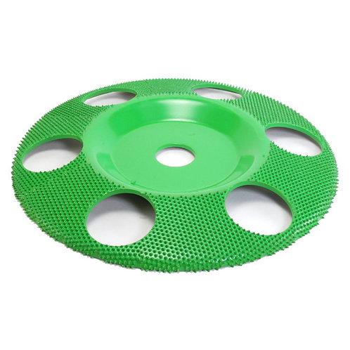 SABURRTOOTH Обдирочный диск плоский со скосом, с отверстиями