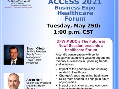 Healthcare Industry Minority Businesses