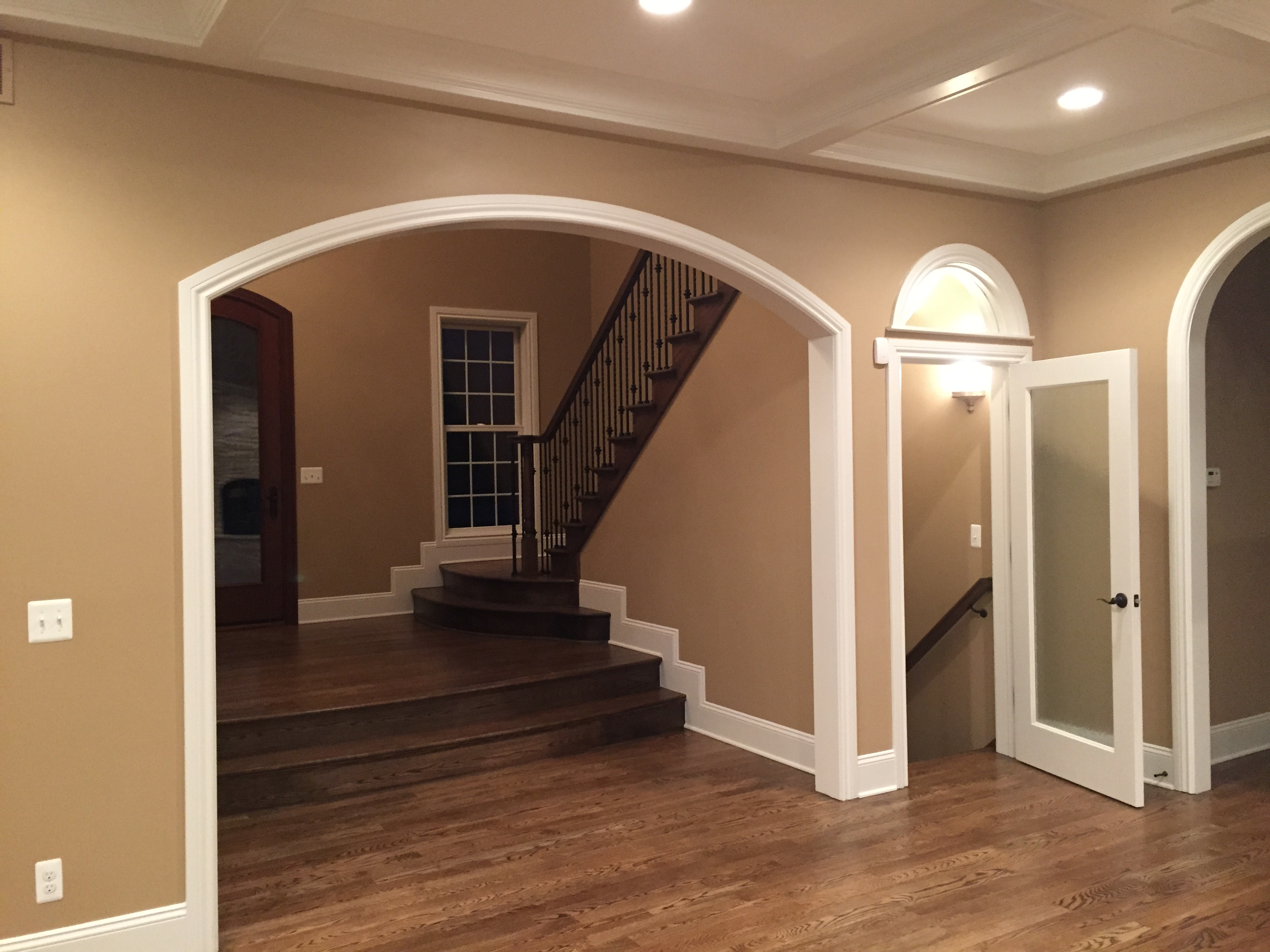 Front Entry and Foyer