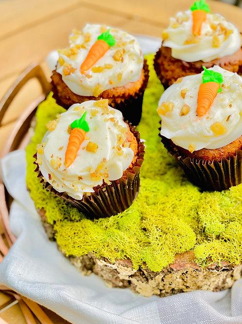 Carrot Cupcakes (4 Pk.)