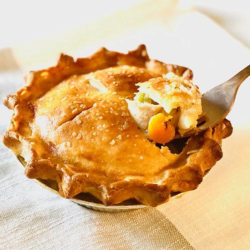 Chicken Pot Pie (GF)