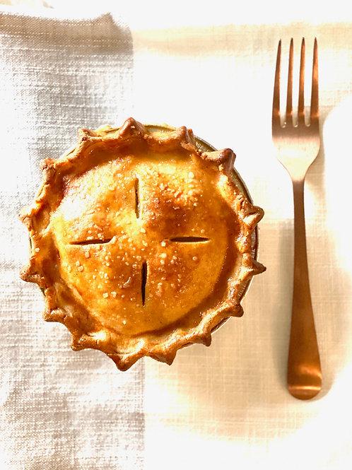 Turkey & Potato Pot Pie (GF)
