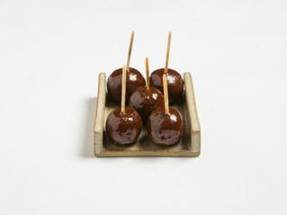 Edinburgh Evening News 40 - Chocolate Hazelnut Lollipops