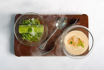 perceptions recipes from restaurant mark greenaway