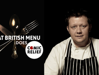 Great British Menu Does Comic Relief