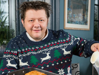 Edinburgh Evening News 27 - Mark Greenaway's tips for stress-free Christmas dinner