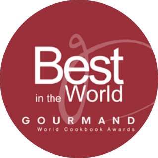 It's official - Perceptions is now the best cookbook in the world