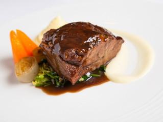 Edinburgh Evening News 31 - Braised Beef Daube, Creamed Potatoes, Confit Carrots
