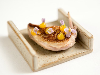 Mark Greenaway's Signature Canapé Collection