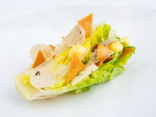 Edinburgh Evening News 57 - Caesar Salad