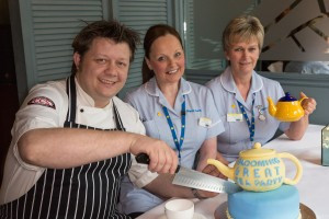 My Blooming Great Tea Party for Marie Curie Cancer Care
