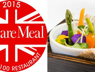 We have been named number 13 in the UK!