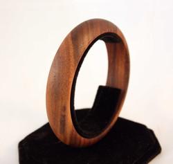 walnut bracelet