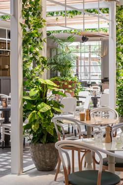 Garden Kitchen and Bar