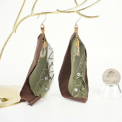 Cloth Earrings