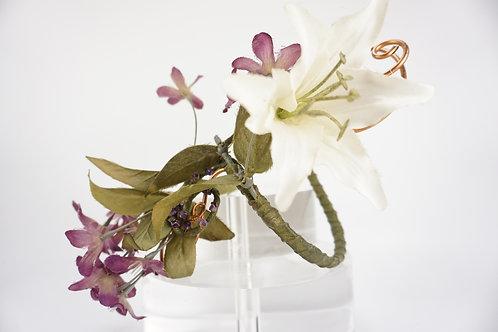 Floral Armband