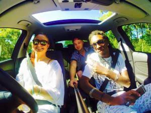 Brisbane road trip ready