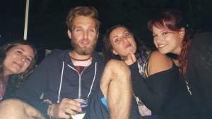 Brisbane night party