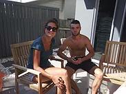 WHV pool party