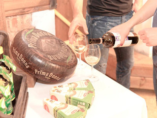 23 августа состоялся вечер сыра и вина «Запретный вкус»