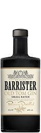 Barrister Old Tom Gin (Барристер Олд Том)