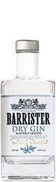 Barrister Dry Gin (Барристер Драй)