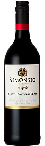 Simonsig Cabernet Sauvignon-Shiraz (Симонсиг Каберне Совиньон-Шираз)
