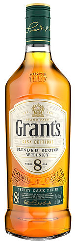 Grant's Sherry Cask Finish 8 Years Old (Грантс 8 лет Шерри Каск)
