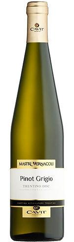 Mastri Vernacoli Pinot Grigio (Мастри Вернаколи Пино Гриджо)