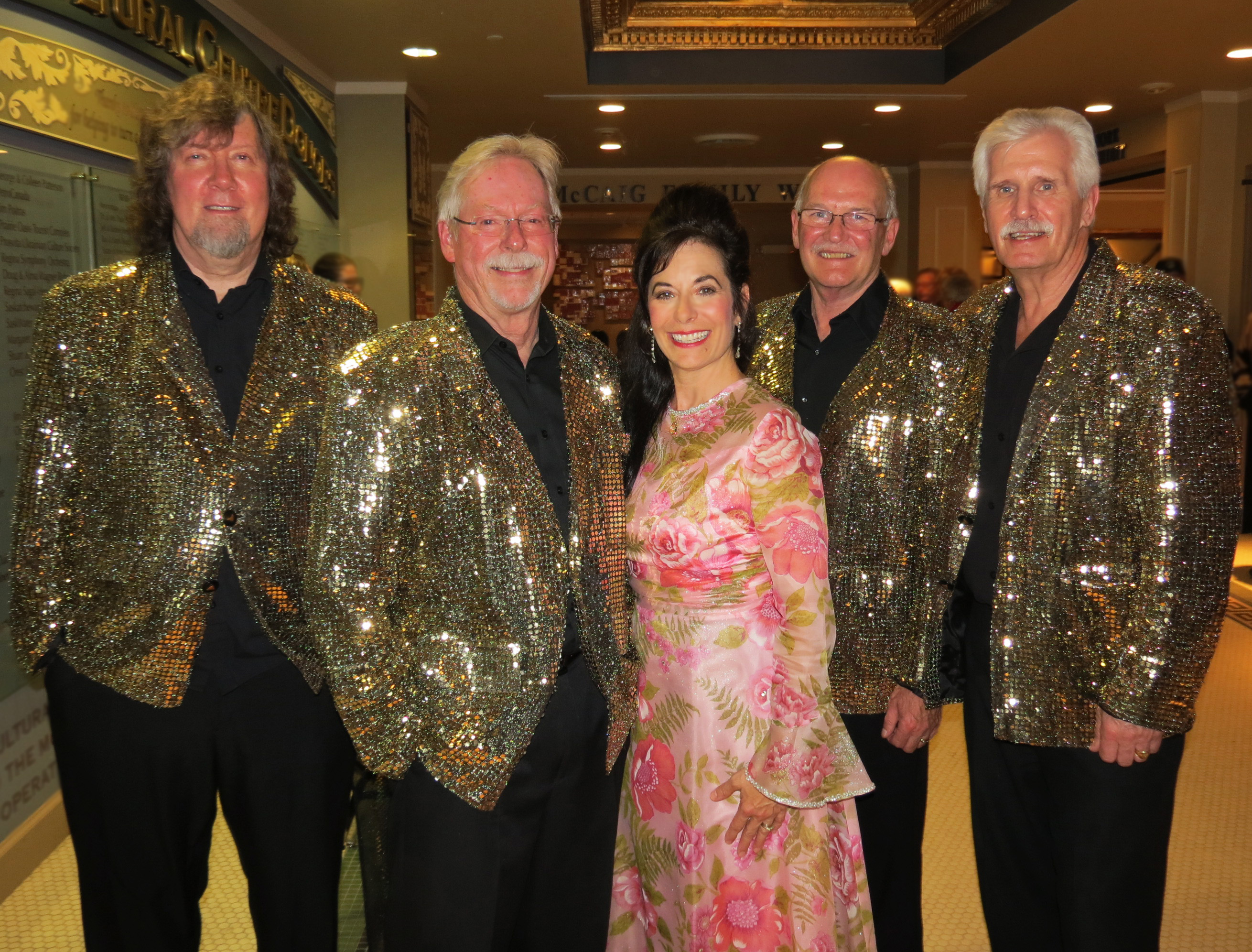 Brenda Lee Cottrell & The Legends