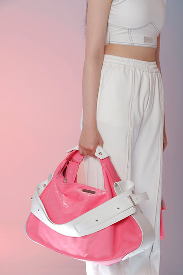 Pink CADA Shoulder Bag