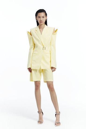 Pale Yellow FVEU Short