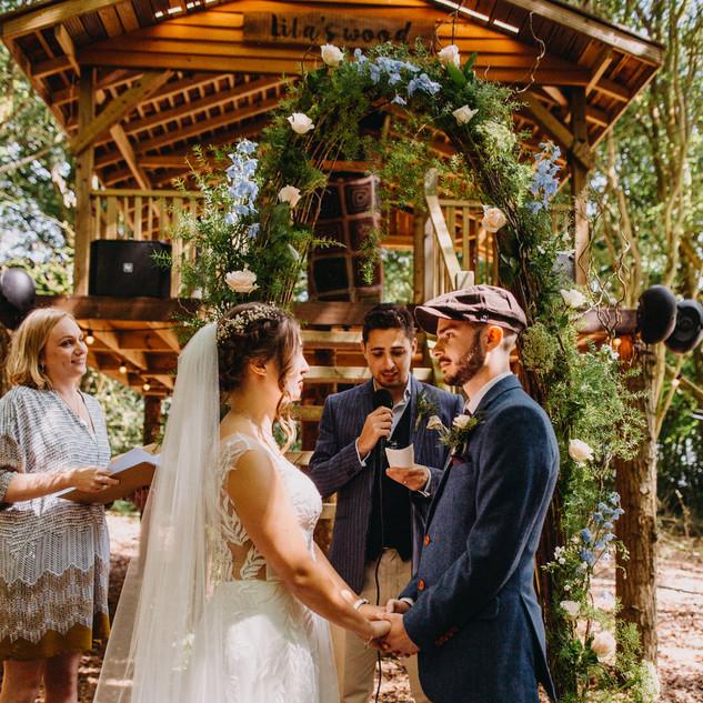Barnett Wedding 2018