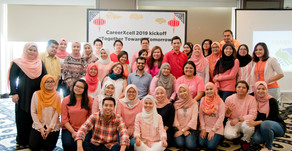 CareerXcell's 2019 Kick Off