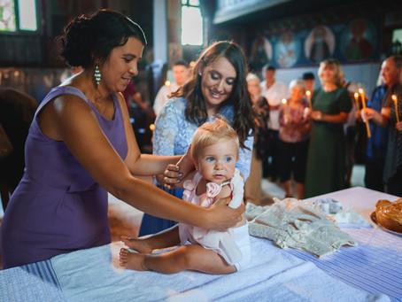 Свето Кръщение Мария