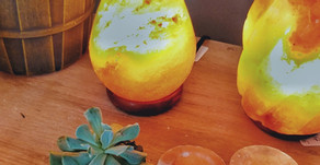 Himalayan Salt Lamps: Our New Favorite Home Decor