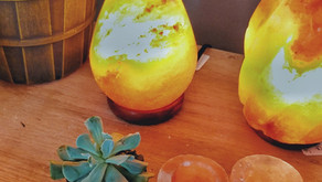 Himalayan Salt Lamps: Our New Favorite Home Decor