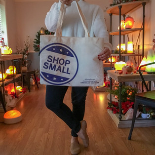 Shop Small with us
