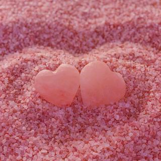 Hearts Love Salt