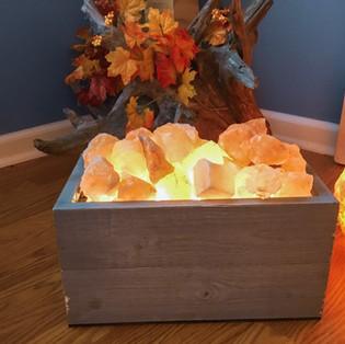 Fireplace Box