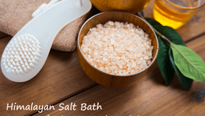 Salt Pillows, Bath Salts and Foot Domes: Take the power of Salt Therapy home with you.