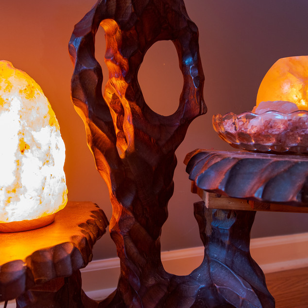 Beautiful Salt Lamps